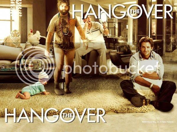 """the hangover"""