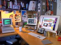 quad-head MacBook Air (sorta...)