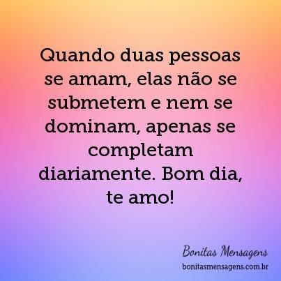 Frases E Mensagens De Amor De Bom Dia Lindas Frases Curtas E