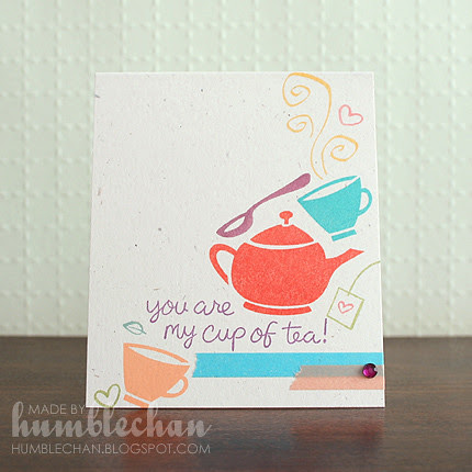 chan youaremycupoftea