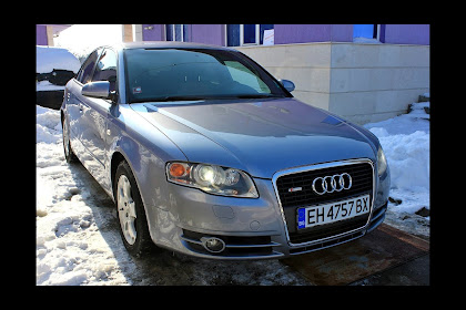 2005 Audi A4 30 Quattro Review