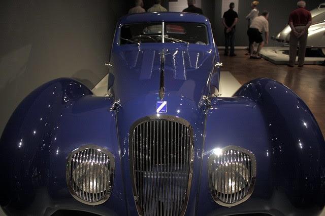 Talbot-Lago, Portland Art Museum