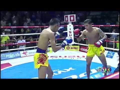 ศึกจ้าวมวยไทยช่อง 3 ล่าสุด 4/4 [ T.K.O.] 18 กุมภาพันธ์ 2560 มวยไทยย้อนหลัง Muaythai HD - YouTube