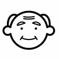 おじいさんシルエット イラストの無料ダウンロードサイトシルエットac