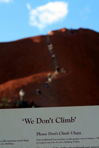 We Don't Climb