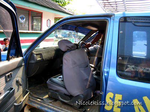 akha pick up truck