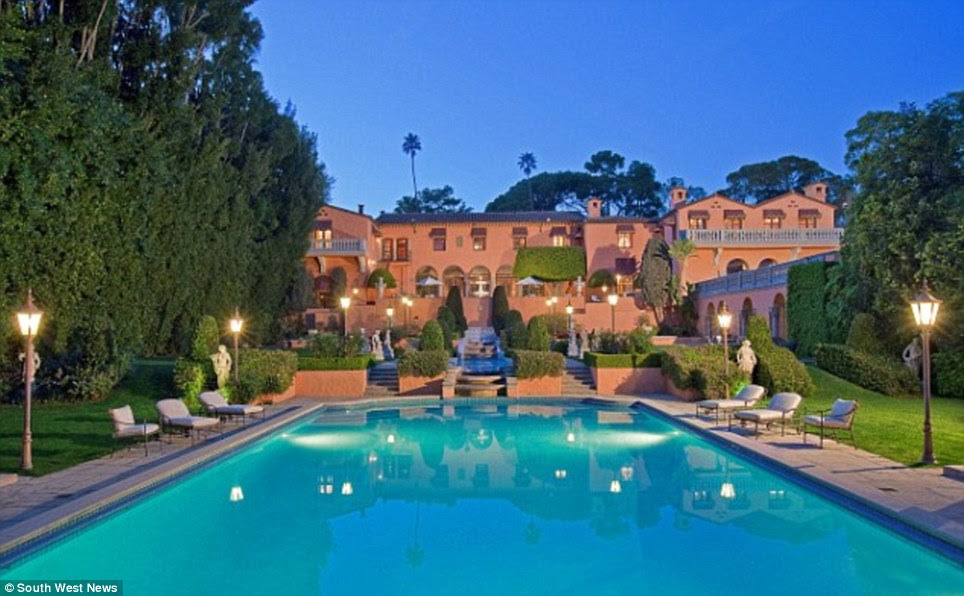 Starring role: Beverly House has appeared in several films, including The Godfather and The Bodyguard