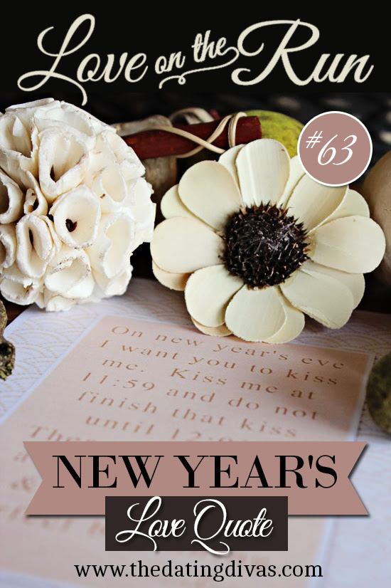 New Years Eve Love Quote