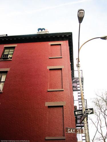 NewYork. Homo Street
