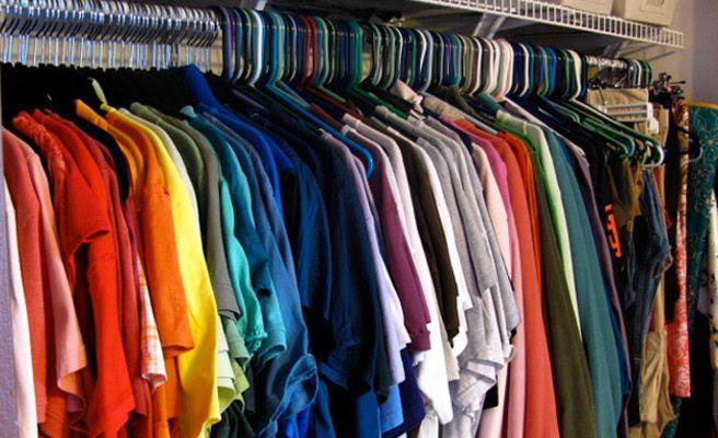 Evitar el olor a cerrado de los armarios