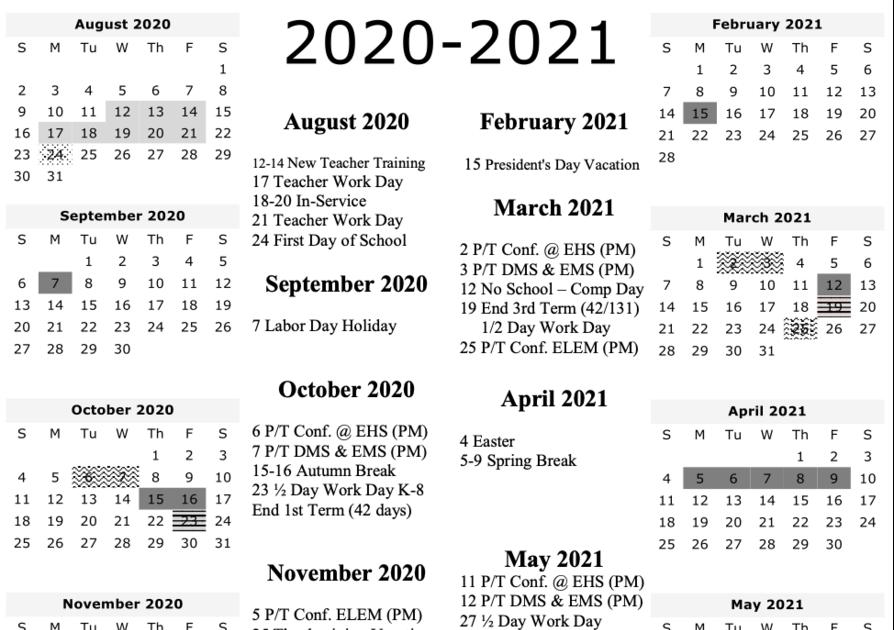 Ucsd Calendar 2019 2021 | Calendar 2021