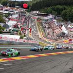 Un record de 72 engagés aux Total 24 Heures de Spa pour asseoir son statut de plus grande course GT