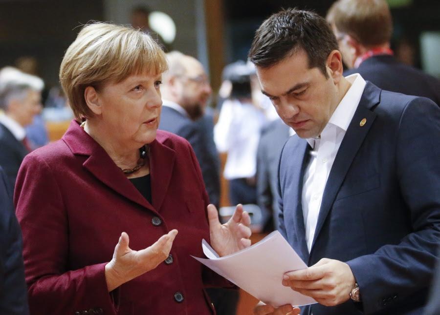 Αποκάλυψη BBC: Η Merkel ήταν έτοιμη για Grexit – Τι έγινε στις 17ωρες διαπραγματεύσεις της 12ης Ιουλίου του 2015