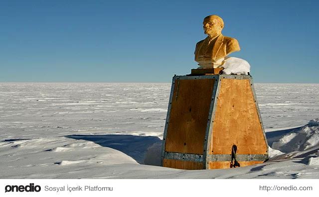 Dünyanın En Ücra Noktası - Erişilmez Nokta,  Antartika
