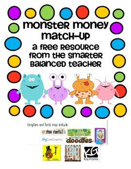 Money Monsters Match-Up