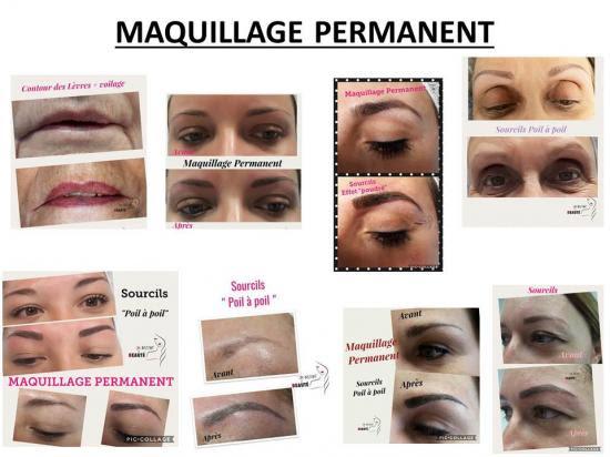 Maquillage Permanent Dermopigmentation Montfavet Avignon