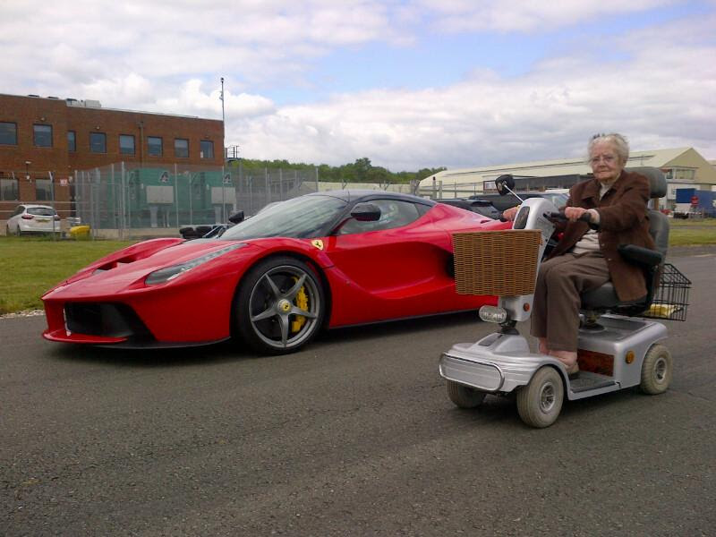 UPDATE: Jeremy Clarkson and Ferrari LaFerrari to Appear on ...