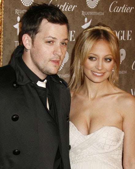 Nicole Richie & Jole Madden's December 4, 2010 wedding