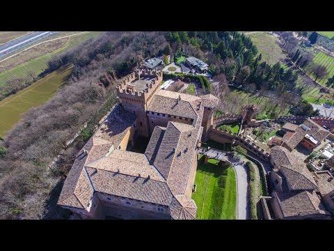 VIDEO: Gradara • Il castello di Paolo e Francesca