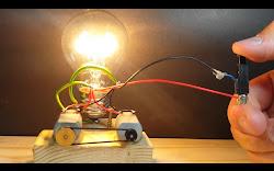 Cara Merangkai Lampu Cabe