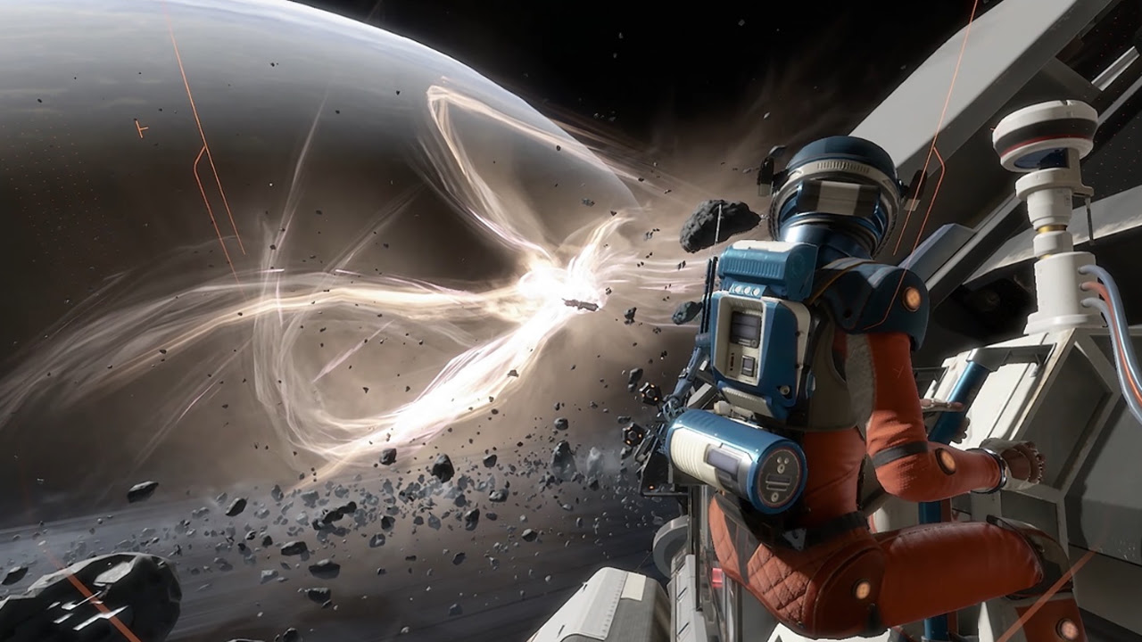 Lone Echo and Echo Arena launch next month screenshot