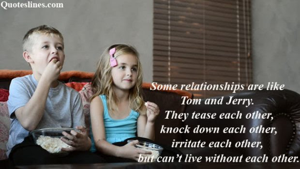 Brother And Sister Quotes Siblings Sayings With Images