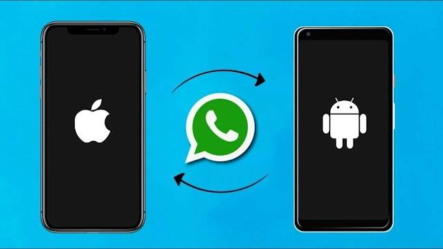 Google के डाटा रिस्टोर टूल से जल्द ही WhatsApp chats को iOS से Android पर ट्रांसफर करना हो सकता है सम्भव, जानिए कैसे
