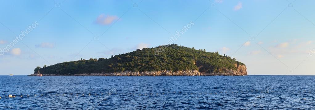 Αποτέλεσμα εικόνας για Νησί Λόκρουμ – Ντουμπρόβνικ, Κροατία