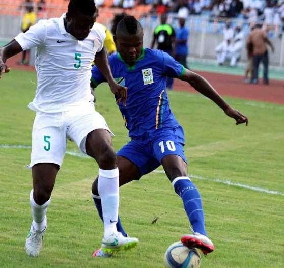Tanzania vs Nigeria - 05092015 - Goal.com