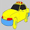 Hızlı Polis Araba Boyama Oyunu