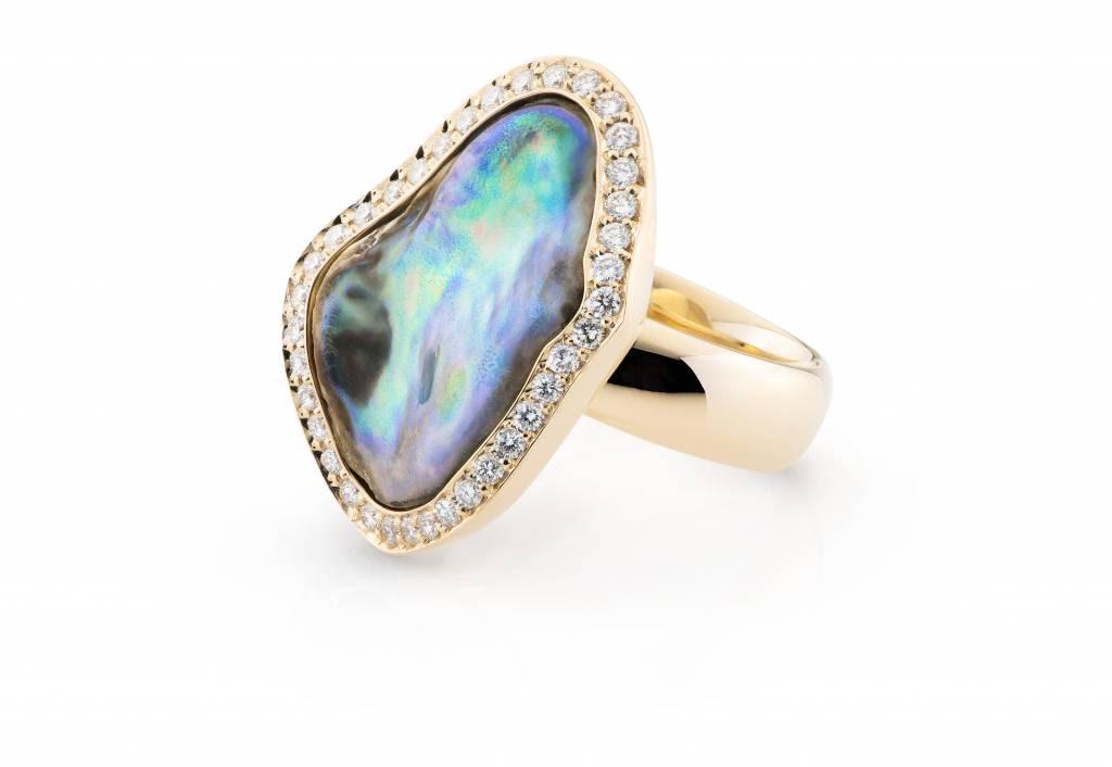 Resultado de imagen para abalone pearl jewelry