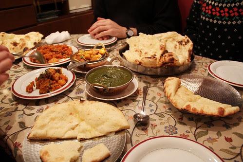the spread at ajanta