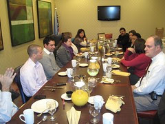 Holiday Breakfast Tweetup : Gaithersburg