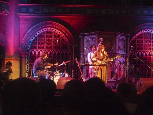 The Low Anthem, Union Chapel