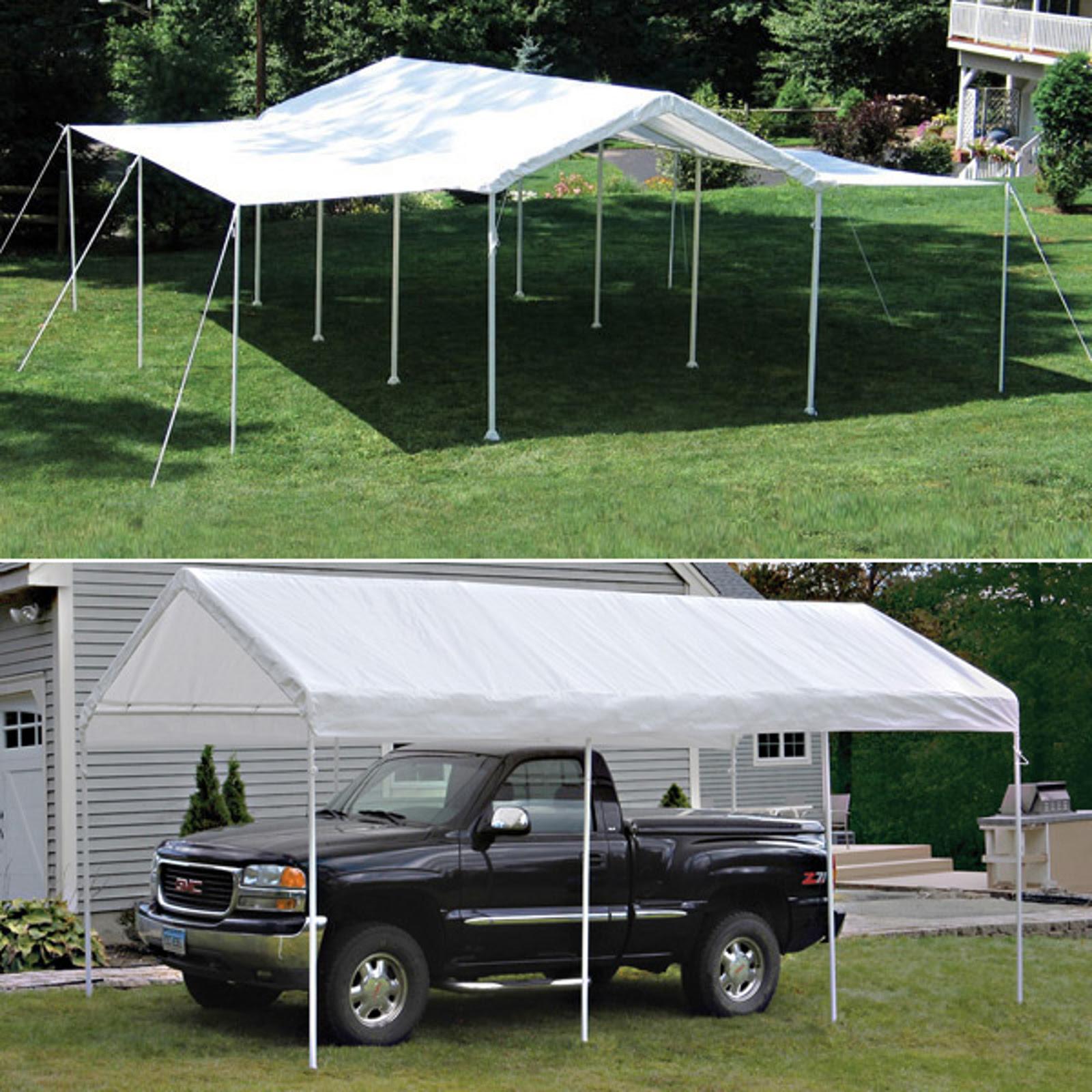 ShelterLogic Max AP Canopy 10' x 20' 2-in-1 Packs ...