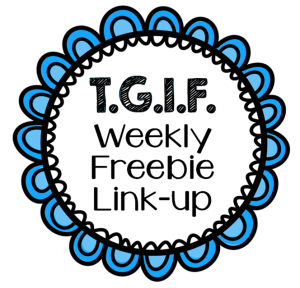 http://www.teachingwithnancy.com/t-g-f-weekly-freebie-link/