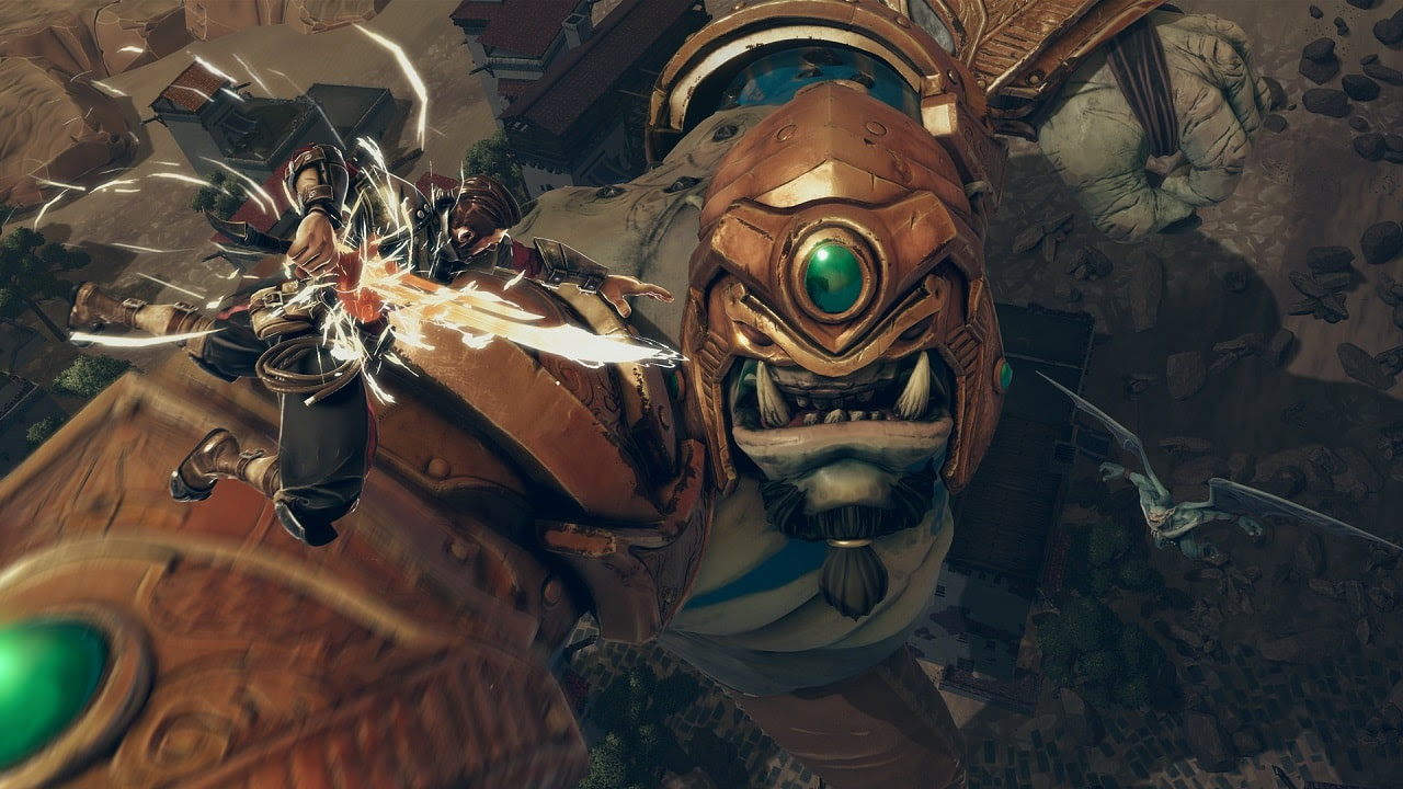 Irony Galaxy announce Extinction ahead of E3 screenshot