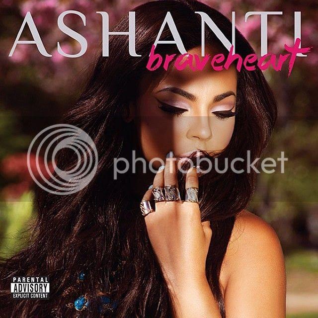 Album stream: Ashanti - 'Braveheart'...