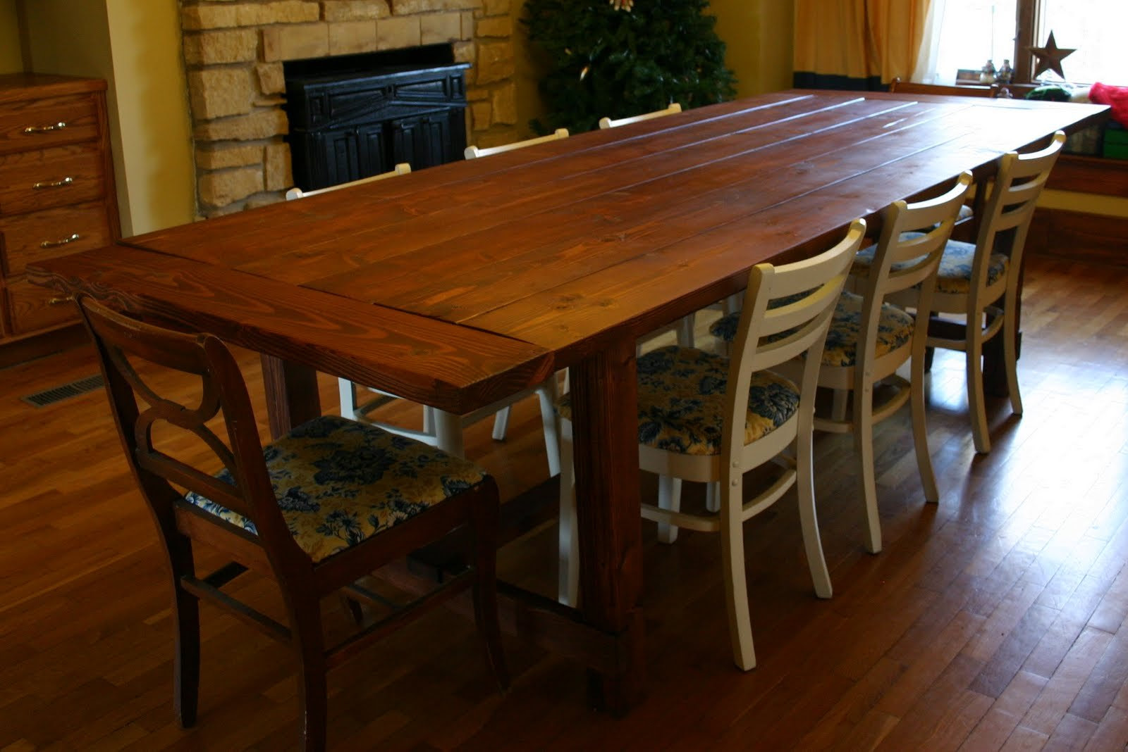 Wood Kitchen Table Plans Free - Types Of Wood
