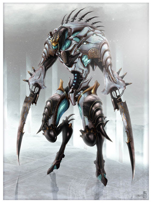 Royal Guard - Spacedancer εικόνα ρομπότ