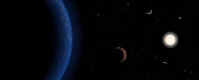 Odkryto pięć egzoplanet w układzie Tau Ceti