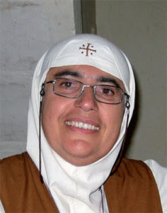 Mother Agnès-Mariam of the Cross