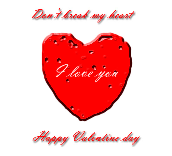 Dont Break Heart Free Happy Valentines Day Ecards 123 Greetings