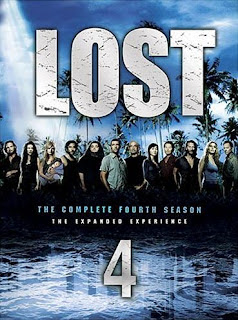 Lost: The Complete Fourth Season DVD Box Set