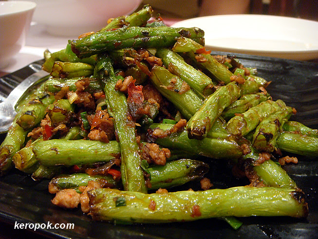 Long Beans with Micn Pork