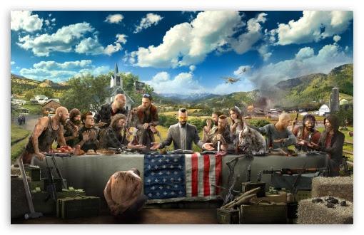 Far Cry 5 Wallpaper 4k Far Cry 5 Wallpaper 4k Drawing