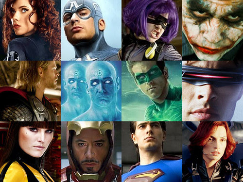 COMICBOOKS-MOVIES