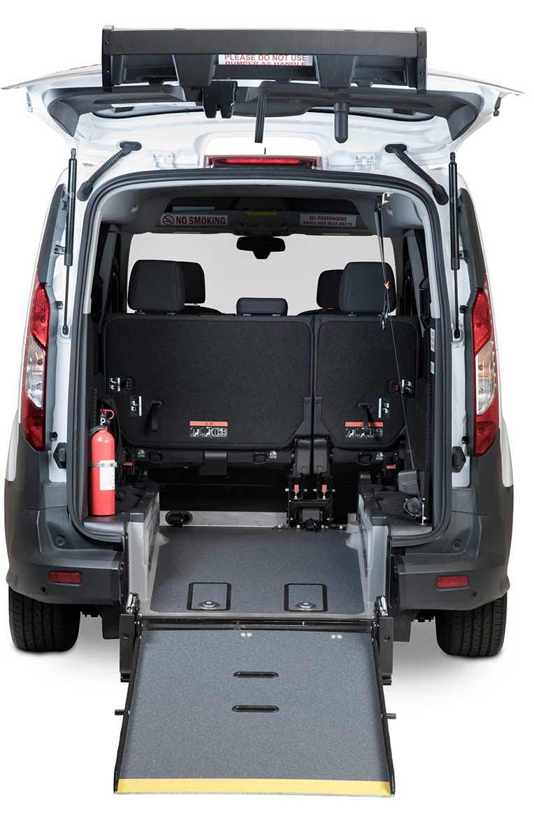Ada Wheelchair Gurney Accessible Vans New Used Vans