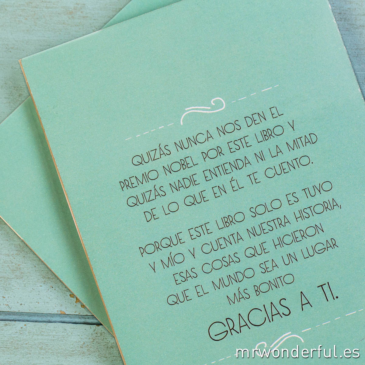 Frasesamor Frases Bonitas Mr Wonderful Amor