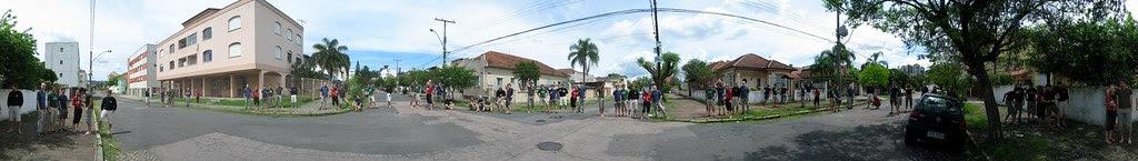 Republica em Porto Alegre